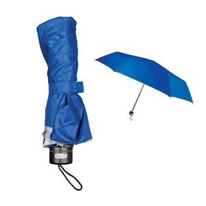 Smart Umbrella Reversible C Grip Handle MultiFunction Tough Double Layer REDUCED